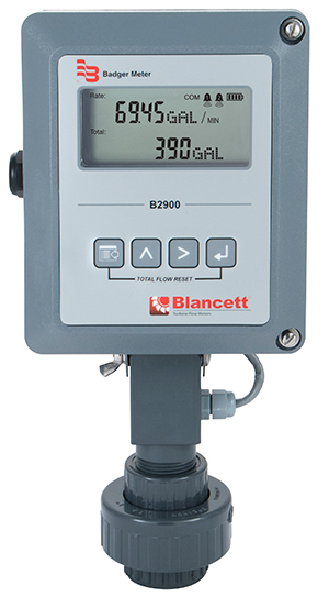 Blancett® B2900 Industrial Flow Monitor